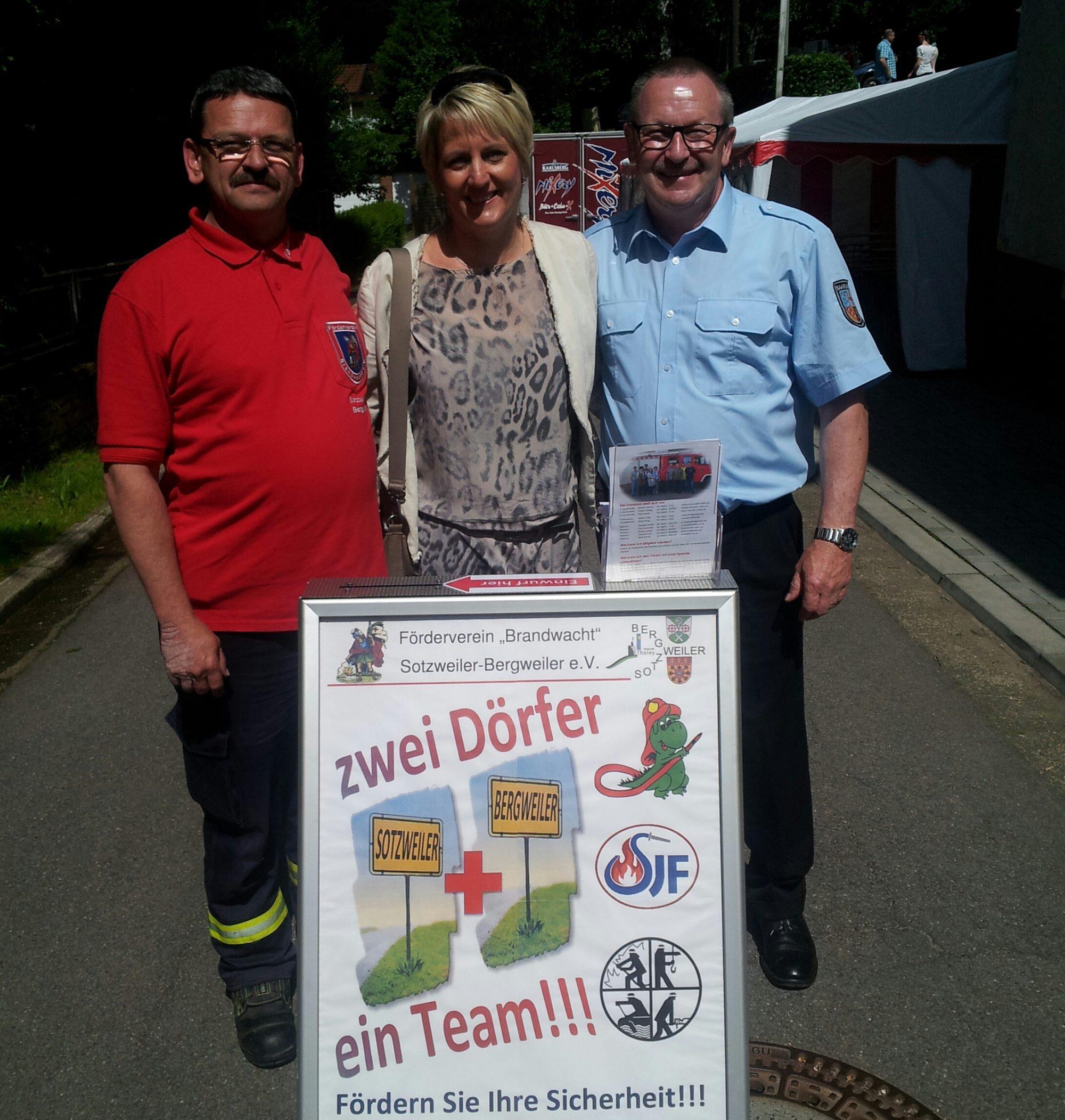 FFW Sotzweiler-Bergweiler 2013