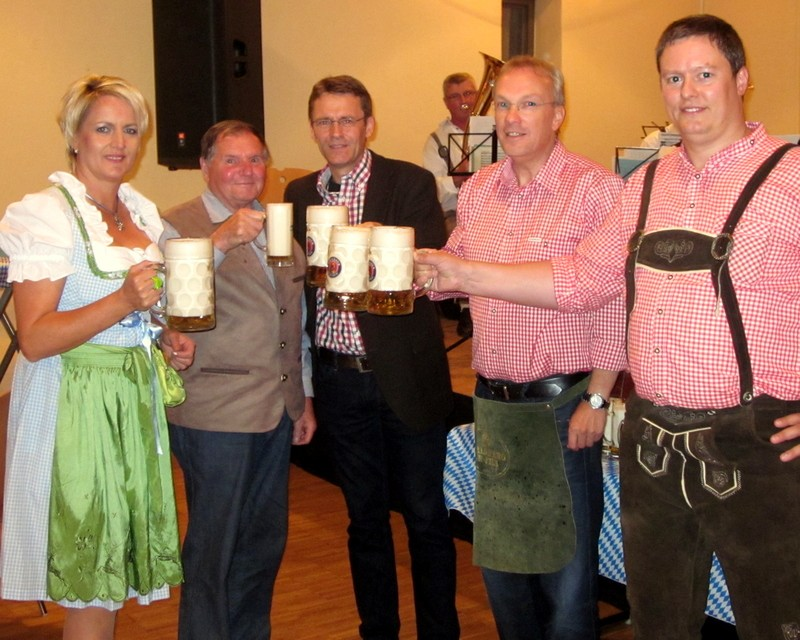 Oktoberfest CDU St. Wendel 10/2012